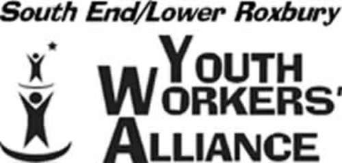 Youth Workers Alliance Logo.