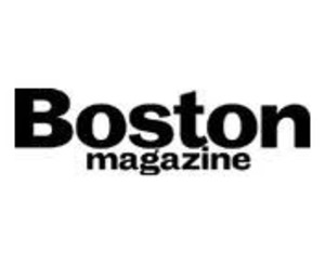 Boston Magazine Logo.